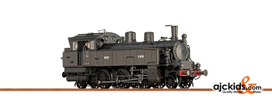 Brawa 40188 Steam Locomotive T5 NORD III DC