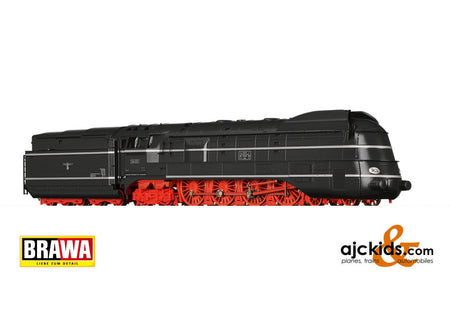 Brawa 40227 - Steam Locomotive BR 06 DRG, II, AC Digital