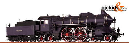 Brawa 40251 S2/6 Pfalzbahn Steam Locomotive (AC Digital)