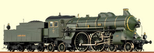 Brawa 40257 Steam Locomotive S 2/6 (premium sound)