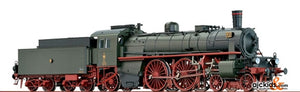 Brawa 40285 Express Train Locomotive S9 K.P.E.V. AC Digital Sound