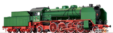 Brawa 40415 Steam Locomotive Pt 31 SZD (AC digital sound)