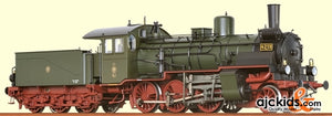 Brawa 40453 Steam Locomotive G5.4 K.P.E.V. AC Digital Sound