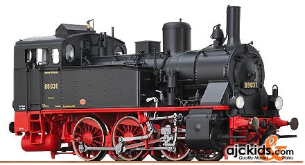 Brawa 40504 Steam Locomotive BR 89.0 DRG