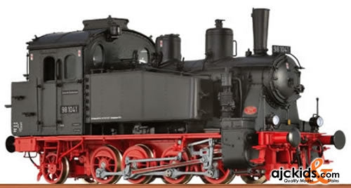 Brawa 40557 Steam Locomotive BR 98.10 (sound)