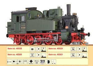 Brawa 40559 Steam Locomotive with Tender 98.10 DRG (Digital)