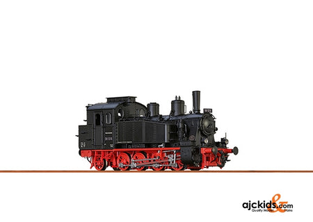 Brawa 40574 Steam Locomotive 98.10 DB III DC ABAS+