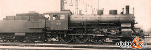 Brawa 40660 Steam Locomotive BR 38.4 der DRG (sound)