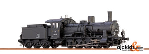 Brawa 40720 Steam Locomotive G7.1 �BB III DC