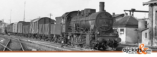 Brawa 40821 Steam Locomotive BR 657 �BB III AC