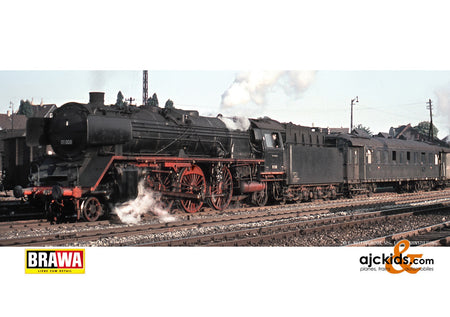 Brawa 40924 - H0 Steam Locomotive BR 01 DB, III, DC An.