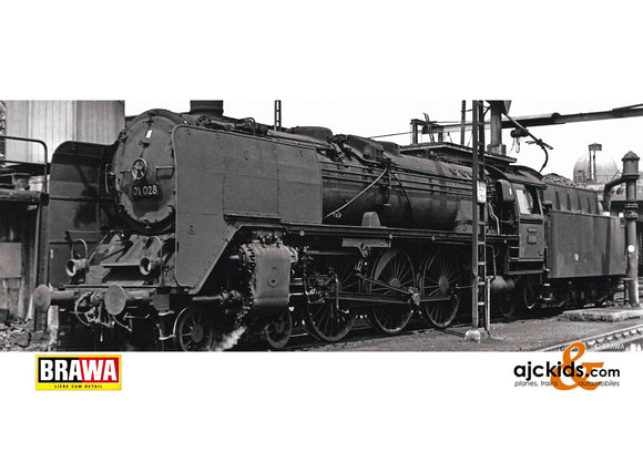 Brawa 40928 - H0 Steam Locomotive BR 01 DR, III, DC An.