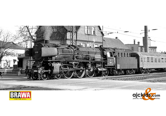 Brawa 40932 - H0 Steam Locomotive BR 01 DB, III, DC An.