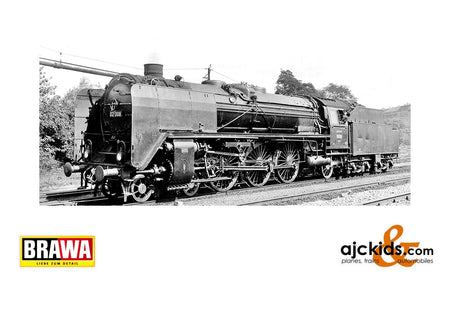 Brawa 40943 - Steam Locomotive BR 02 DRG, II, AC Digital