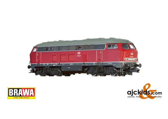 Brawa 41159 - Diesel Locomotive V160 DB, III, AC Digital