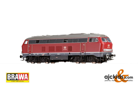 Brawa 41162 - Diesel Locomotive 216 DB, IV, DC Digital