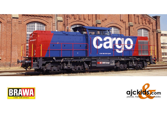 Brawa 41295 - Diesel Locomotive 203 SBB, VI, AC Digital