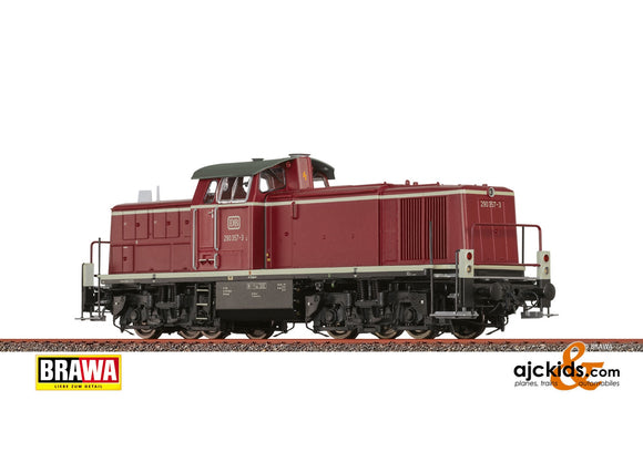 Brawa 41578 - H0 Diesel Locomotive 290 DB, IV, DC An BASIC+