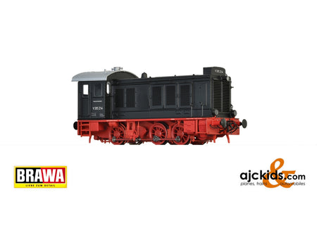 Brawa 41656 - Diesel Locomotive V36 DB, III, DC Digital