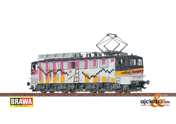 Brawa 43142 - H0 Electric Locomotive Ae 477 Lokoop, DC