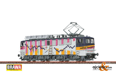 Brawa 43145 - H0 Electric Locomotive Ae 477 Lokoop, AC