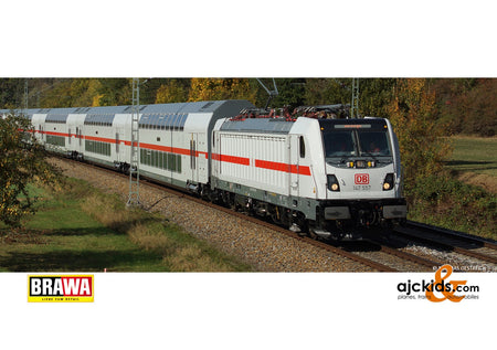 Brawa 43817 - H0 Electric Locomotive BR 147.5 DB AG, VI, AC E