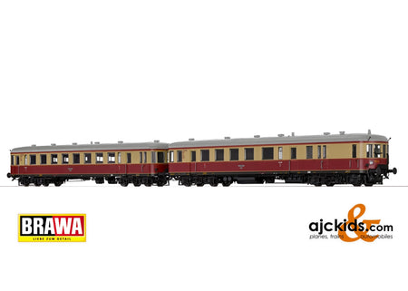 Brawa 44716 - Railcar VT137+VS145 DRG, II, DC BASIC+