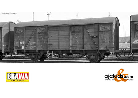 Brawa 50108 - H1 Freight Car Gs [1200] DR, IV, MC RIV