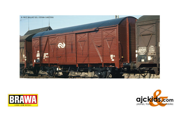 Brawa 50117 - Freight Car Gs NS, IV