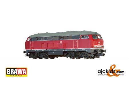Brawa 61217 - N Diesel Locomotive V160 DB, III, DC Digital