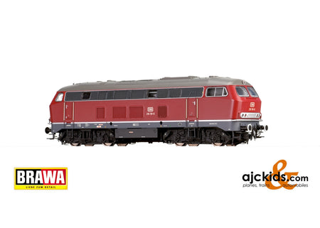 Brawa 61218 - N Diesel Locomotive 216 DB, IV, DC Analog BASIC