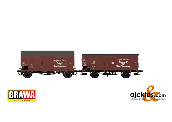 Brawa B2001 - Freight Car Set DB III
