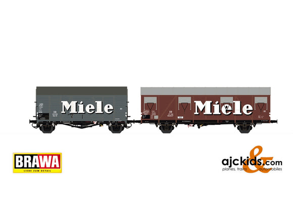 Brawa B2003 - Freight Car Set DB III
