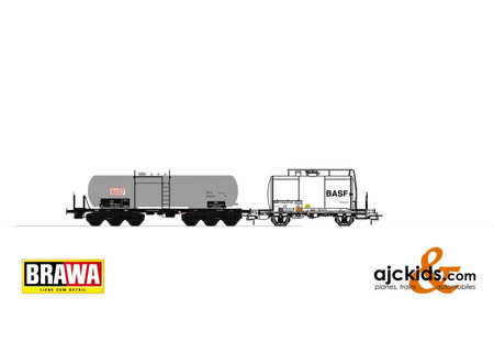 "Brawa B2006 - Tank Car Set DB IV ""BASICF"" [2]"