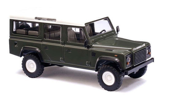Busch 50301 - Land Rover Defender Green