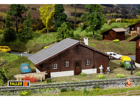 Faller 120245 - Langwies Goods Shed