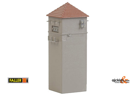 Faller 120261 - Small substation with pointed roof