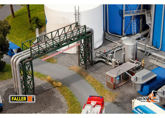 Faller 130487 - Pipeline and filling plant