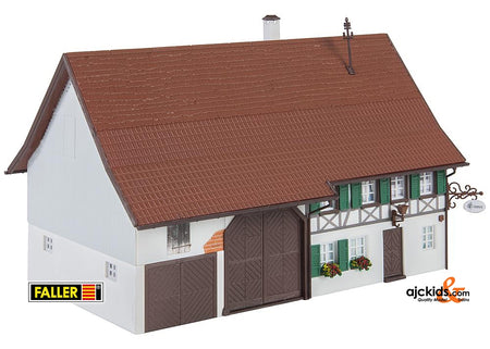 Faller 130556 - Farmhouse with inn