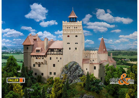 Faller 130820 - Bran Castle (Dracula) Limited Edition Model