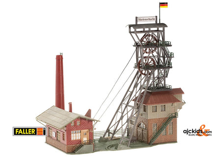 Faller 130945 - Marienschacht Mine-headgear