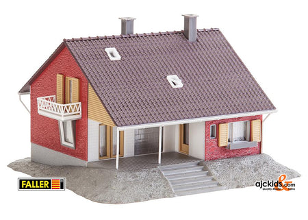 Faller 131355 - Dwelling house with terrace
