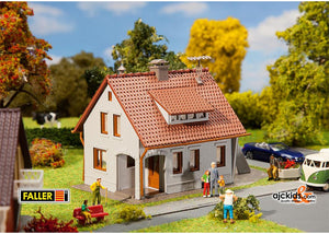 Faller 131364 - One-family house
