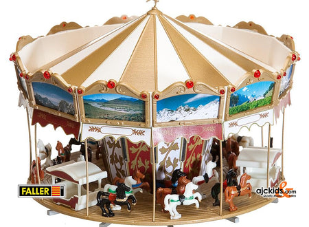 Faller 140316 - Children's merry-go-round