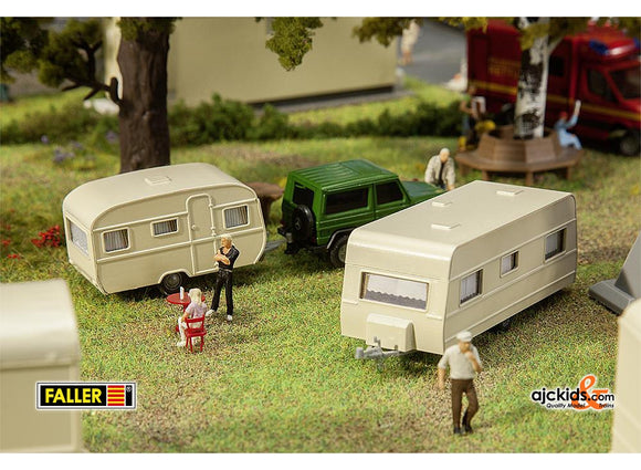 Faller 140483 - Set of caravans