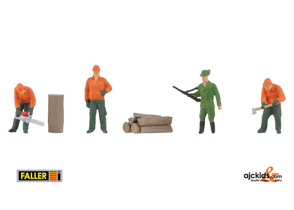 Faller 150935 - Forestry workers