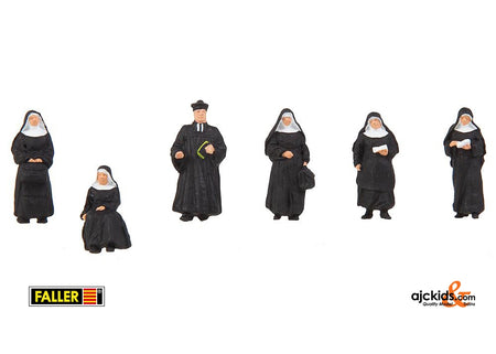 Faller 150942 - Nuns and parson