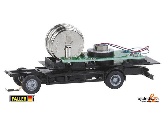 Faller 161470 - Car System Conversion chassis Two-axle truck
