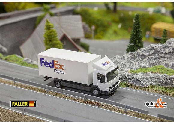 Faller 161592 - Lorry MB Atego 04 FedEx (HERPA)