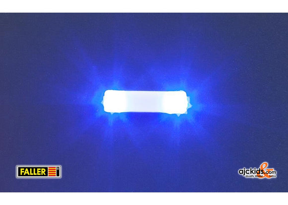 Faller 163761 - Flashing lights, 13.5 mm, blue
